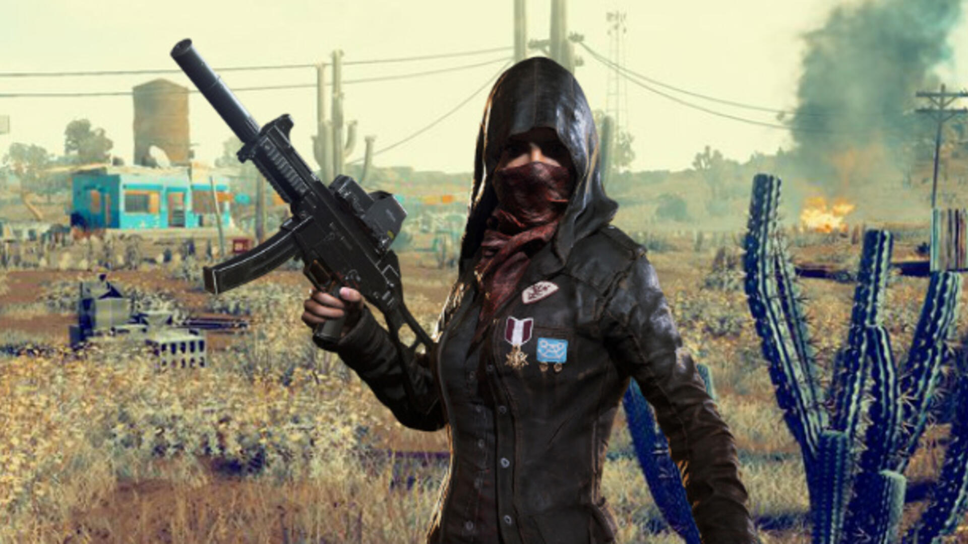 PlayerUnknown's Battlegrounds Offers Another Tease of The New Desert Map