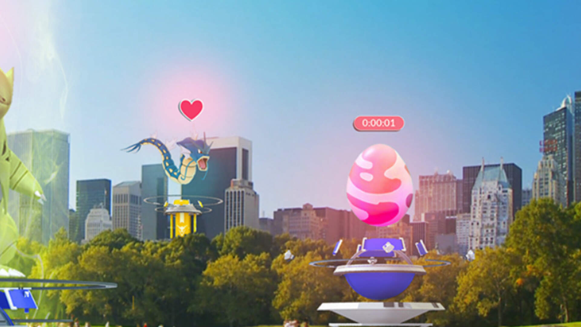 Pokemon Go Update Adds Raid Battles, Bringing More Social and Cooperative Play