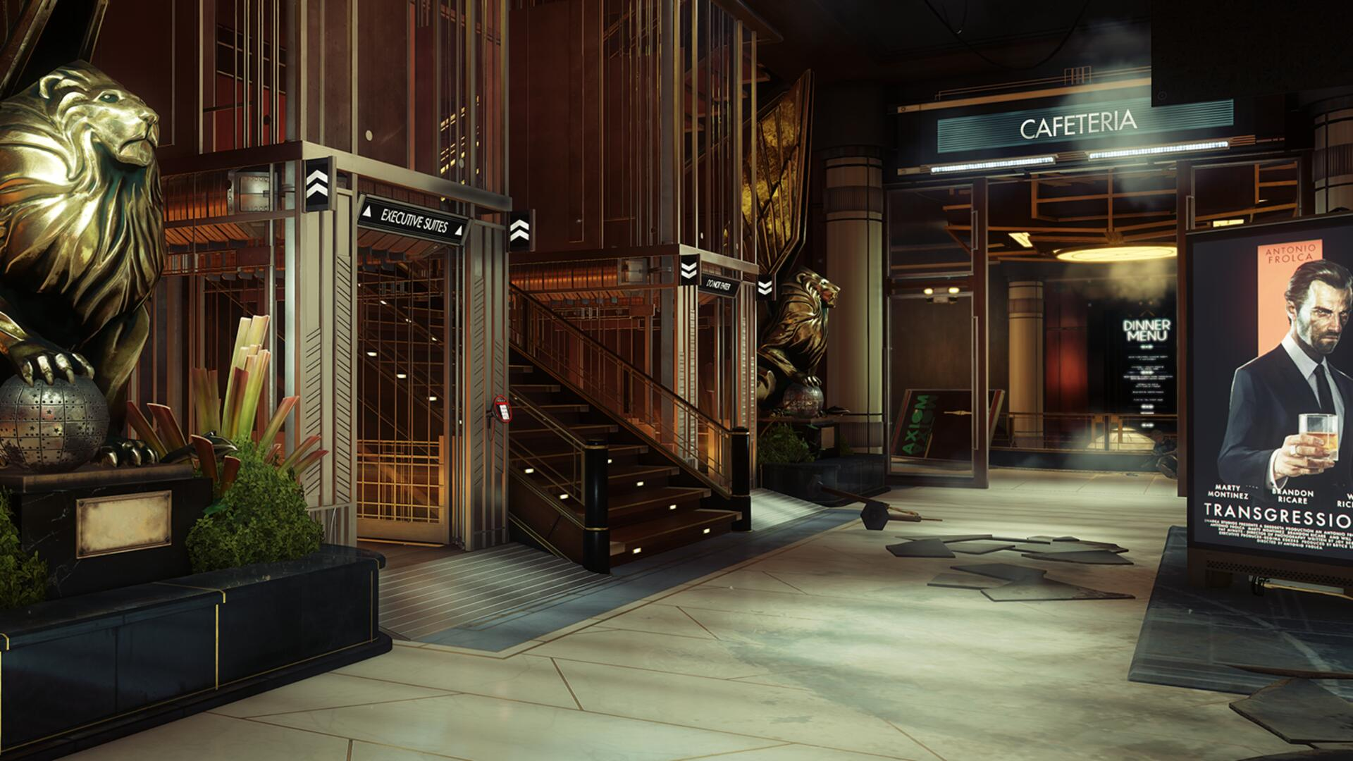 Prey Reminds me of Half-Life and System Shock