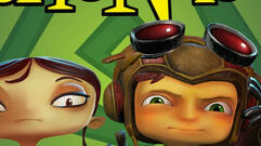 The First Gameplay Footage of Psychonauts 2 is Looking Good