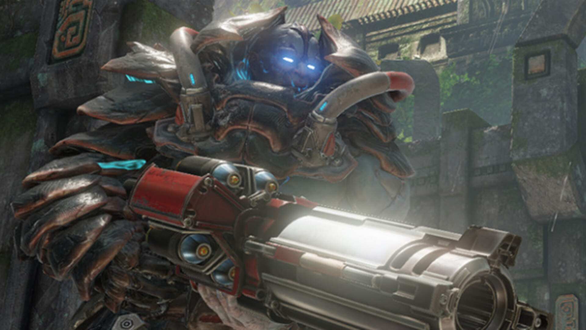 Prove Your Skills in the Quake Champions Large-Scale Test