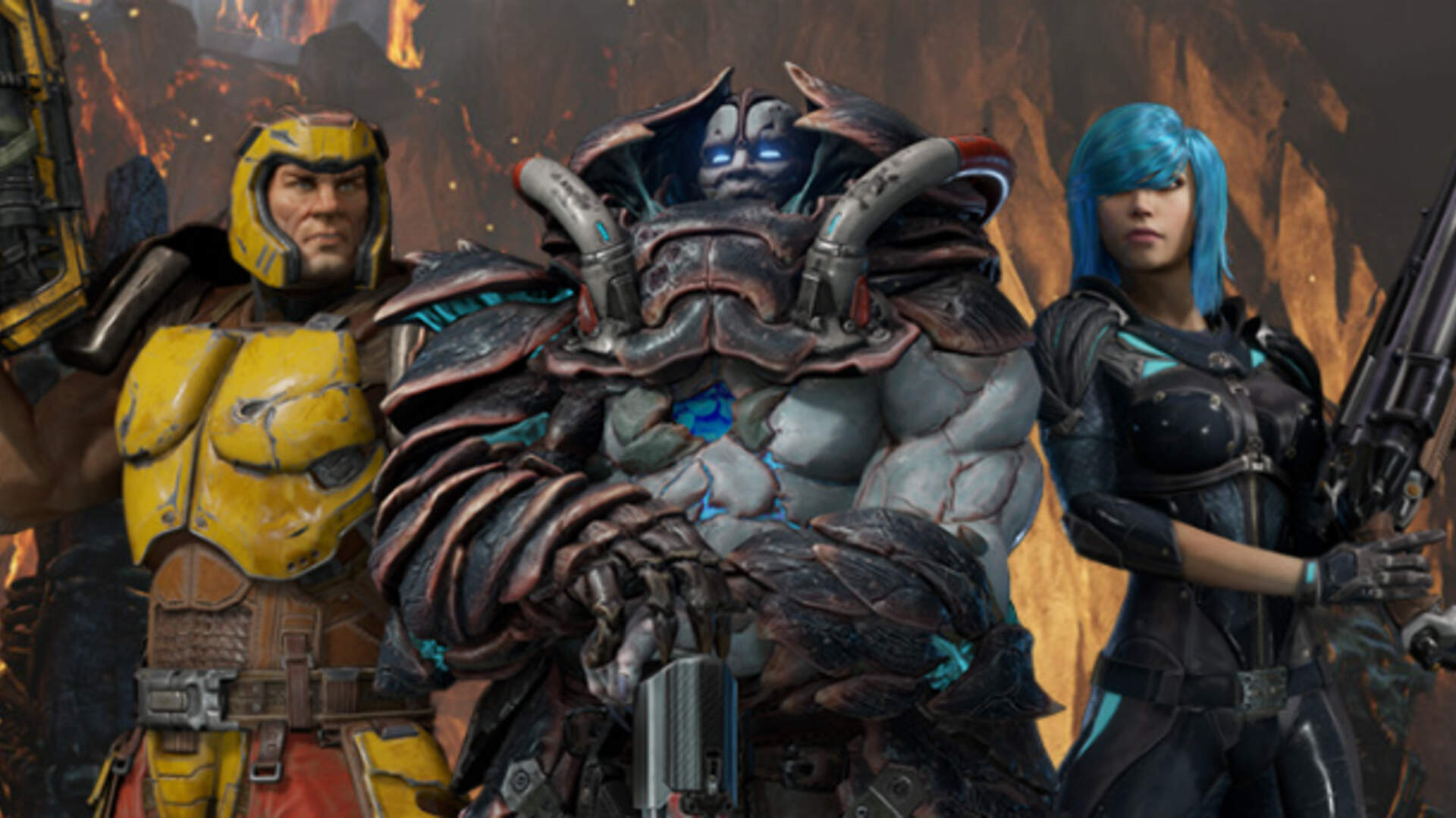 Quake Champions Is A Wonderful Callback To A Great Era of Shooters