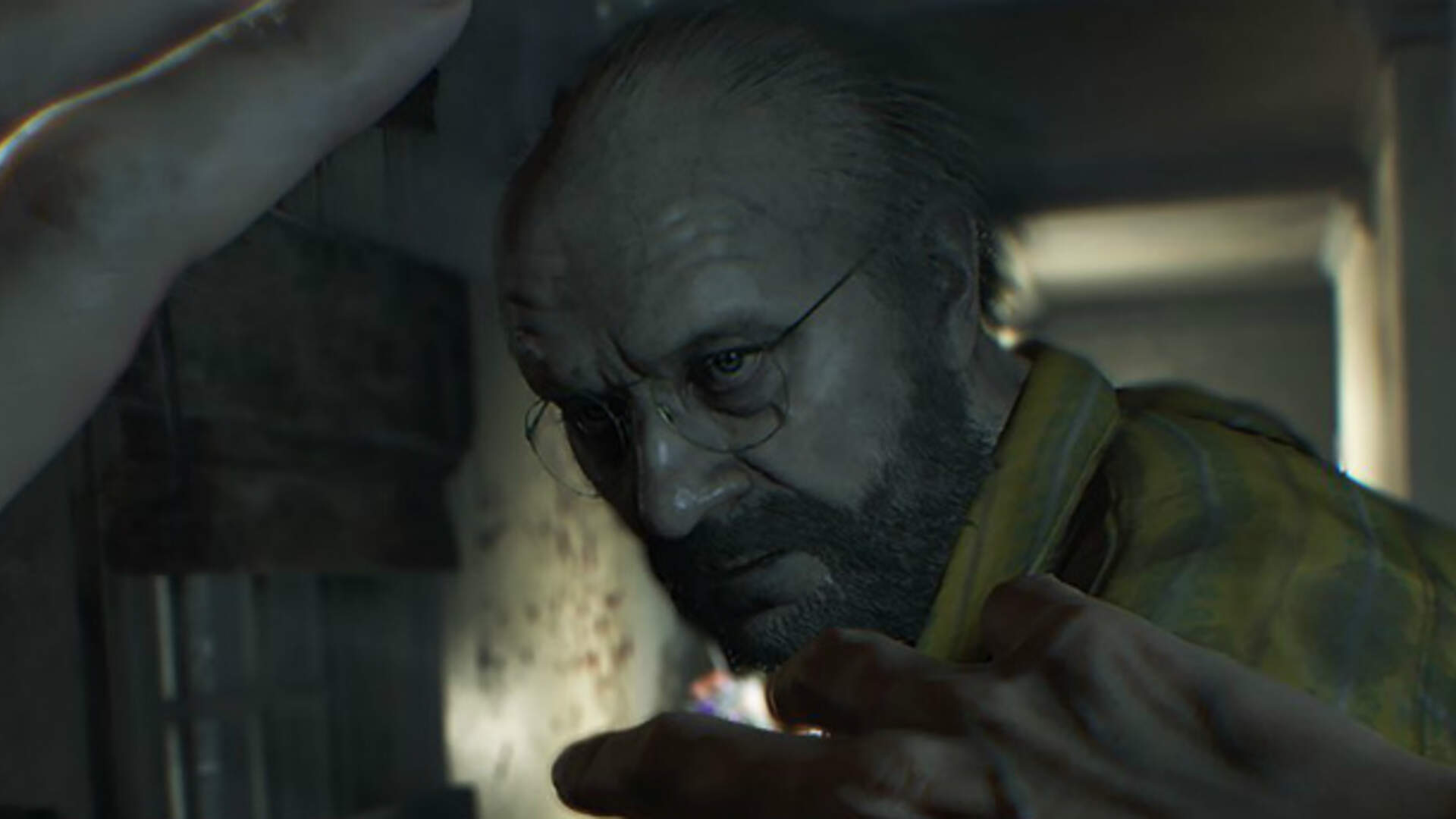 Resident Evil 7's Not a Hero DLC Not Arriving This Spring