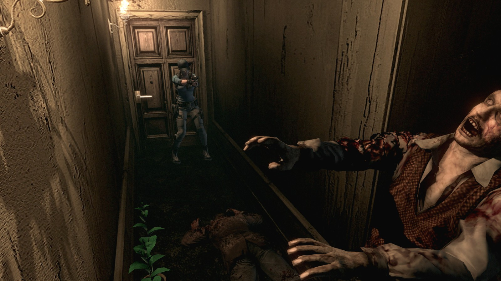 Opinion Finding Resident Evil Again Requires Letting Go