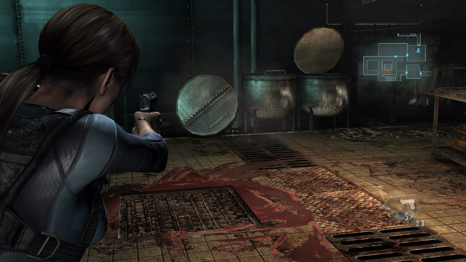 Resident Evil Revelations Collection Review: Good Enough