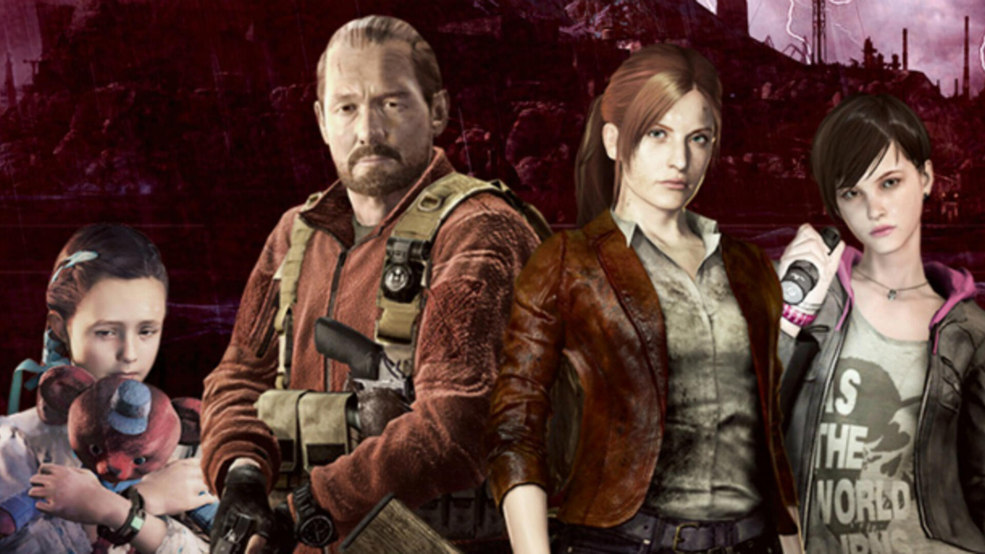 Resident Evil Revelations Collection Will Test The Switch's Sales Power