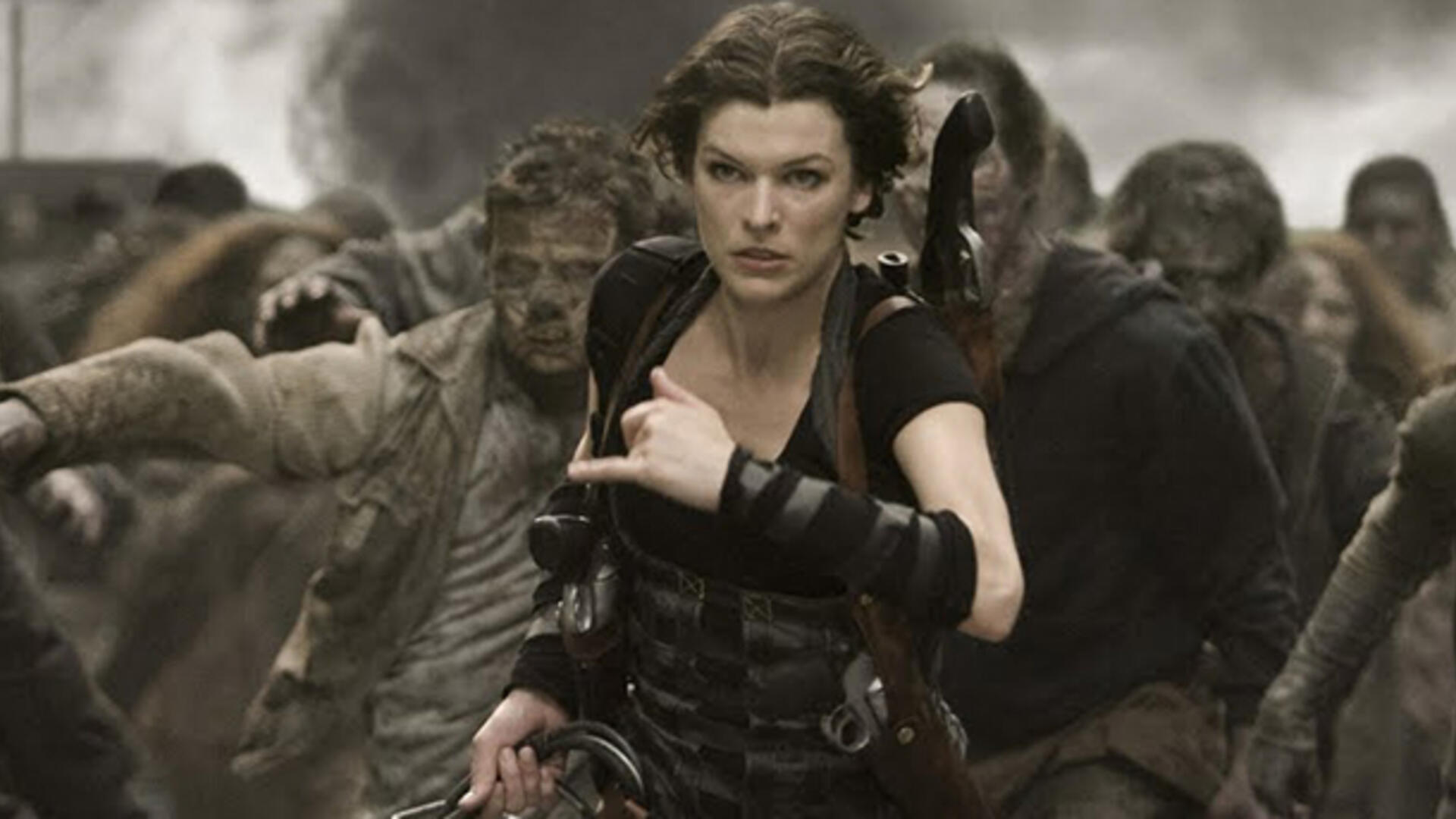 The Resident Evil Film Franchise is Getting a Six-Movie Reboot, Just Because