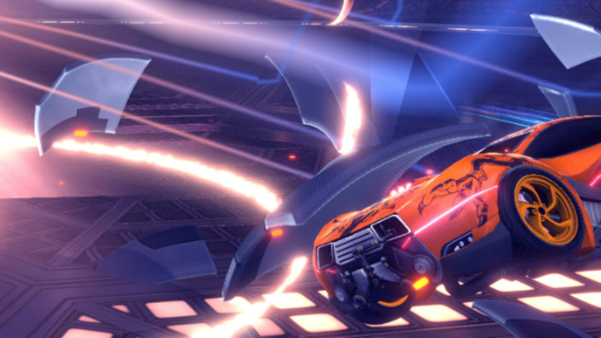 Rocket League Changes the Game Again With Dropshot, Coming March 22
