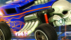 Rocket League Gets a Hot Wheels Infusion
