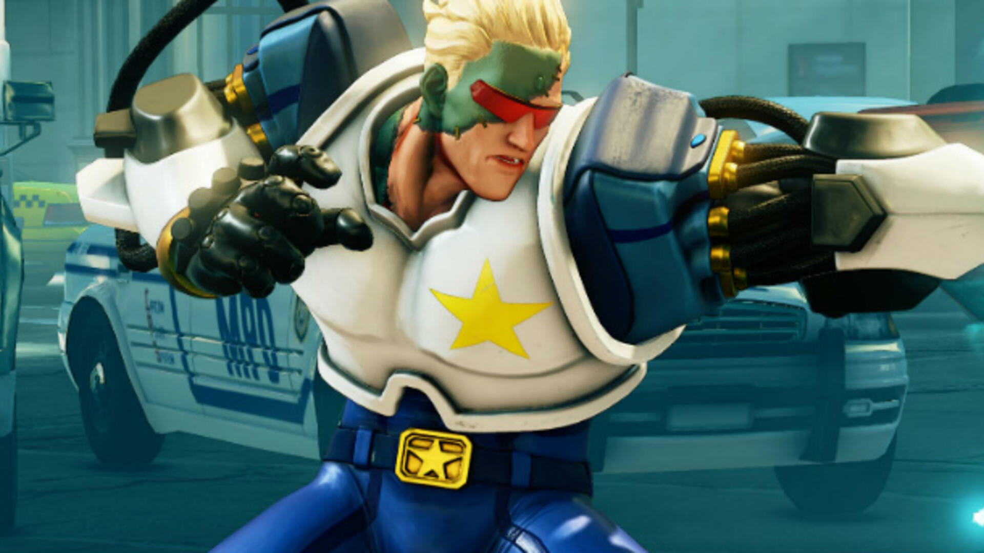 SF5: Arcade Edition's Extra Battle Offers Viewtiful Joe and Captain Commando Costumes
