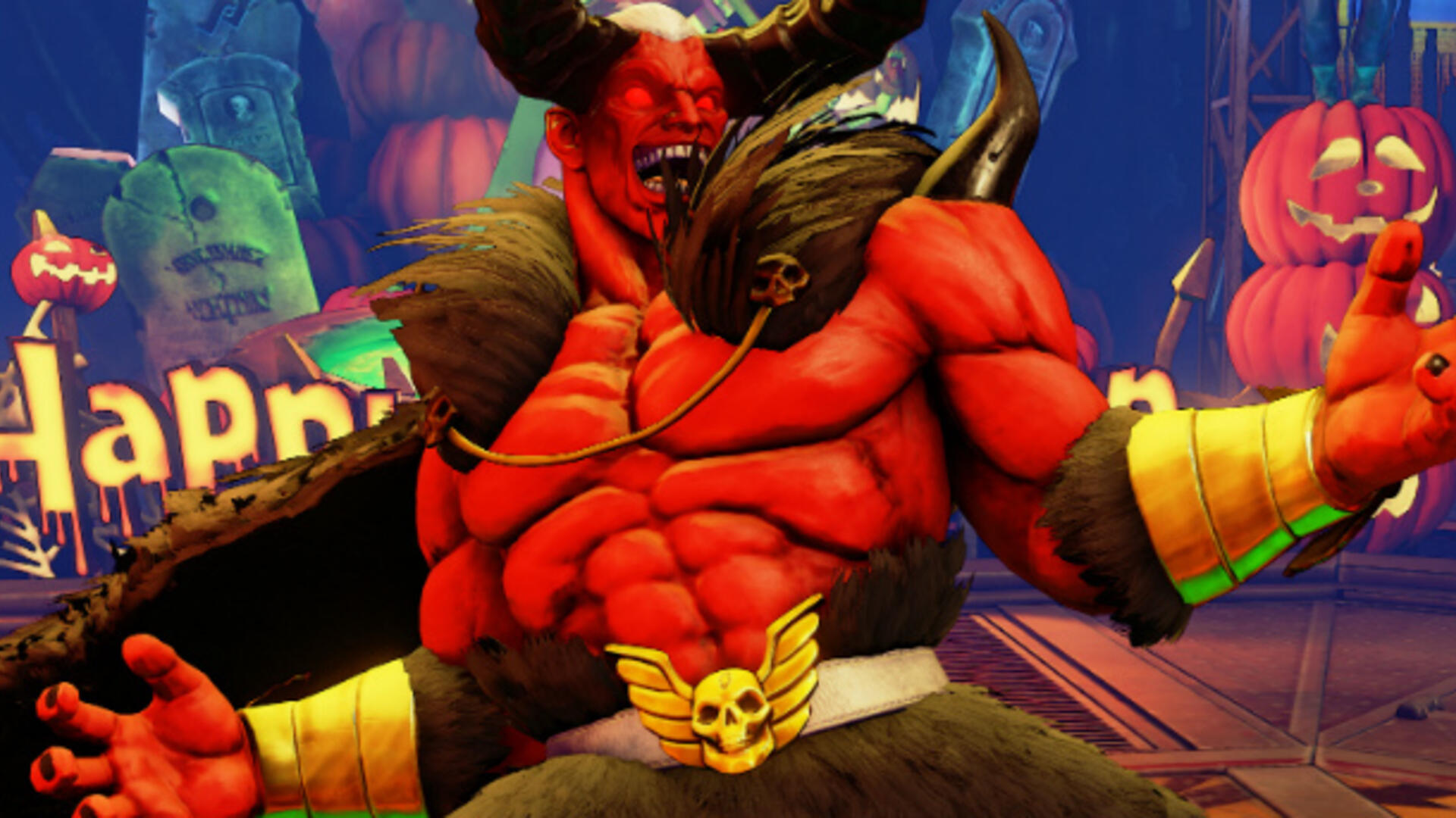 Street Fighter 5 Takes Another Shot At Cammy's SF2 Stage