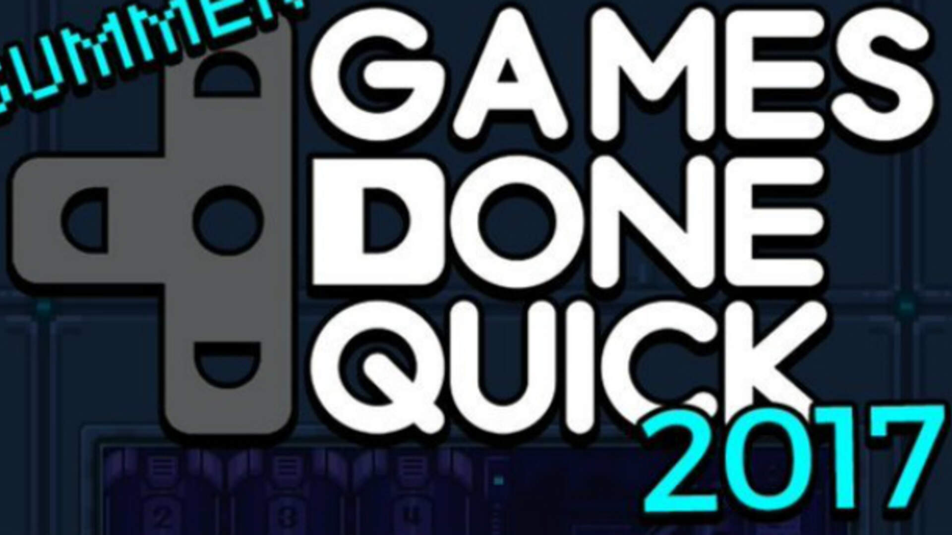 Summer Games Done Quick 2017 Lands $466,000 Ahead of Last Year's Total