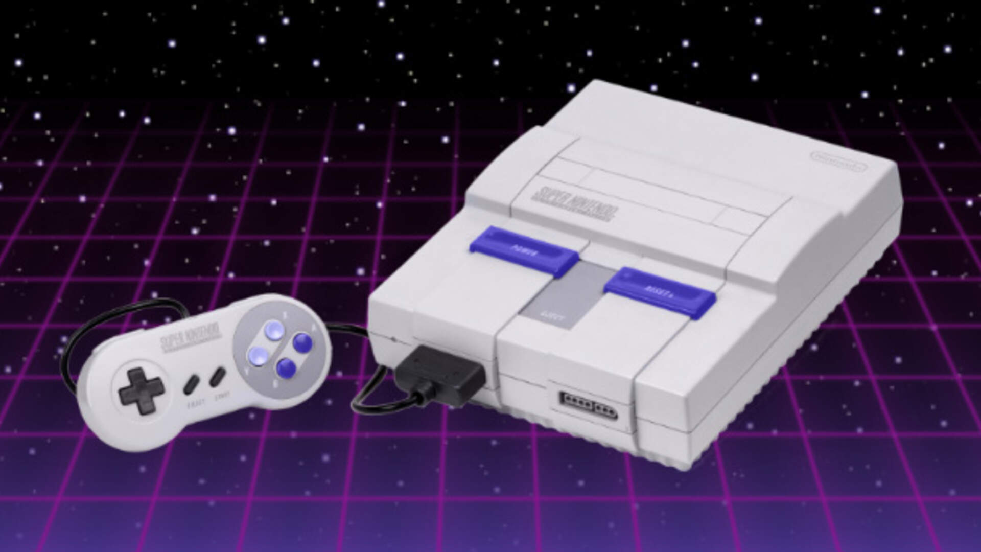 Nintendo Reveals When to Expect SNES Classic Pre-Orders to go Live