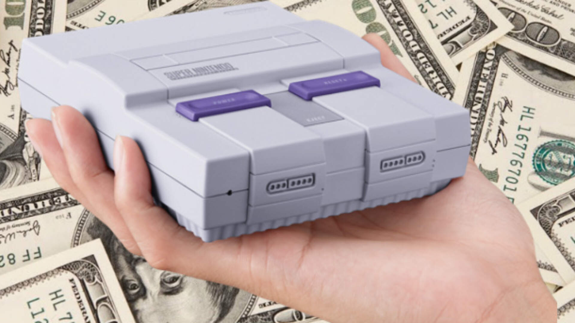 SNES Classic Surpasses Five Million Units