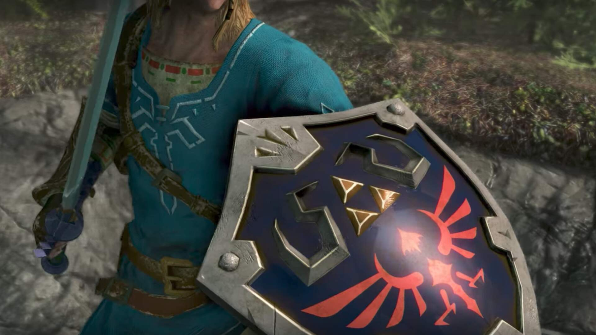 Skyrim for the Nintendo Switch Lets You Get Your Hylian On