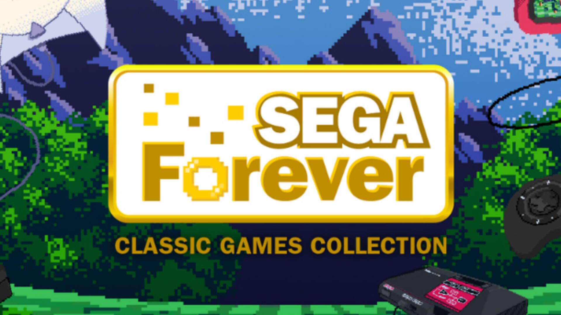 Sega Forever Brings Classic Genesis Games To Mobile On June 22
