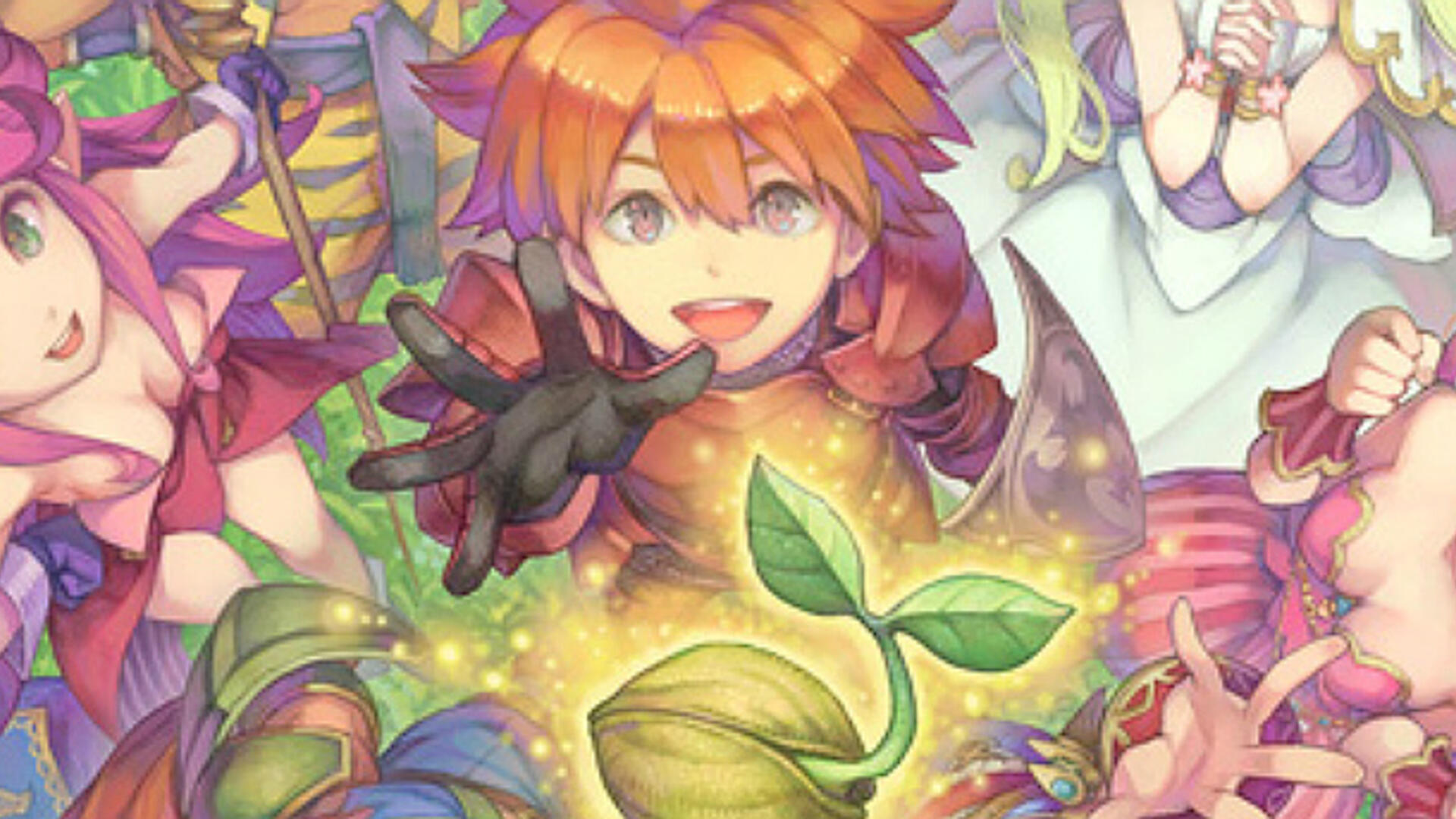 Want the Seiken Densetsu Collection in English? Let Square Know You Care