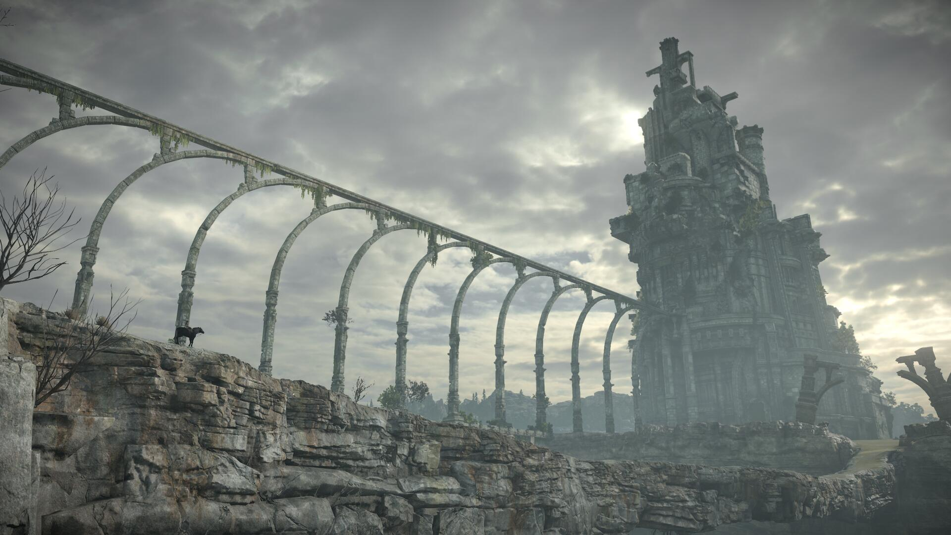 The Shadow of the Colossus Remake Hasn't Changed As Much As You Think