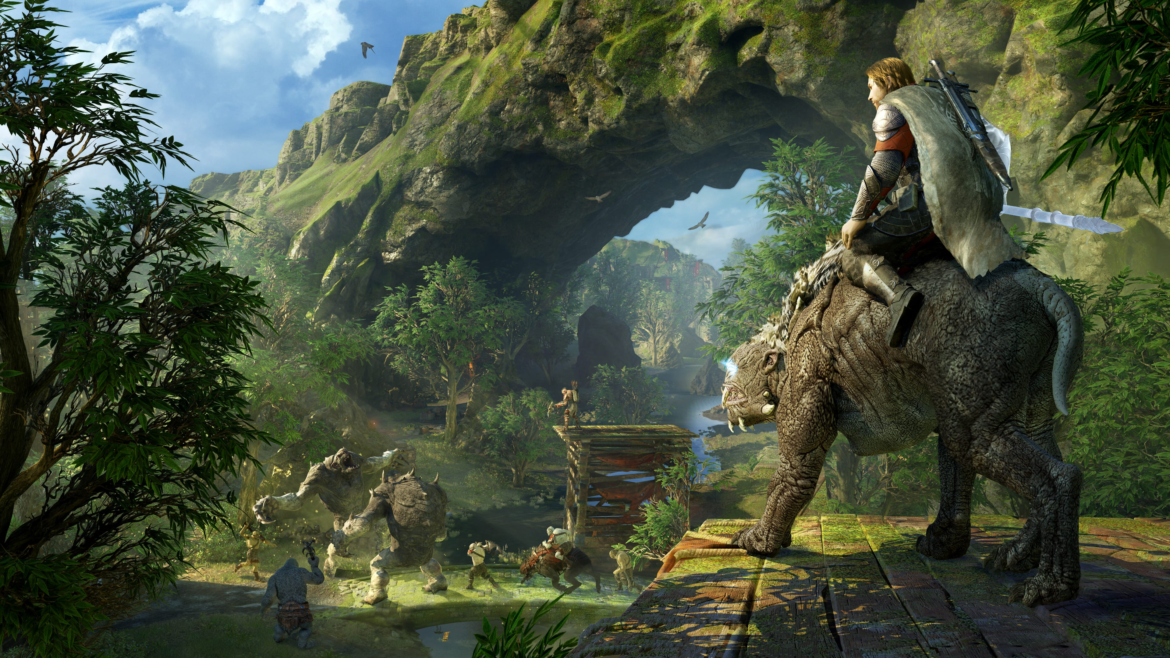 How Hard is to Develop for the 4K-Ready Xbox One X and PS4 Pro? We