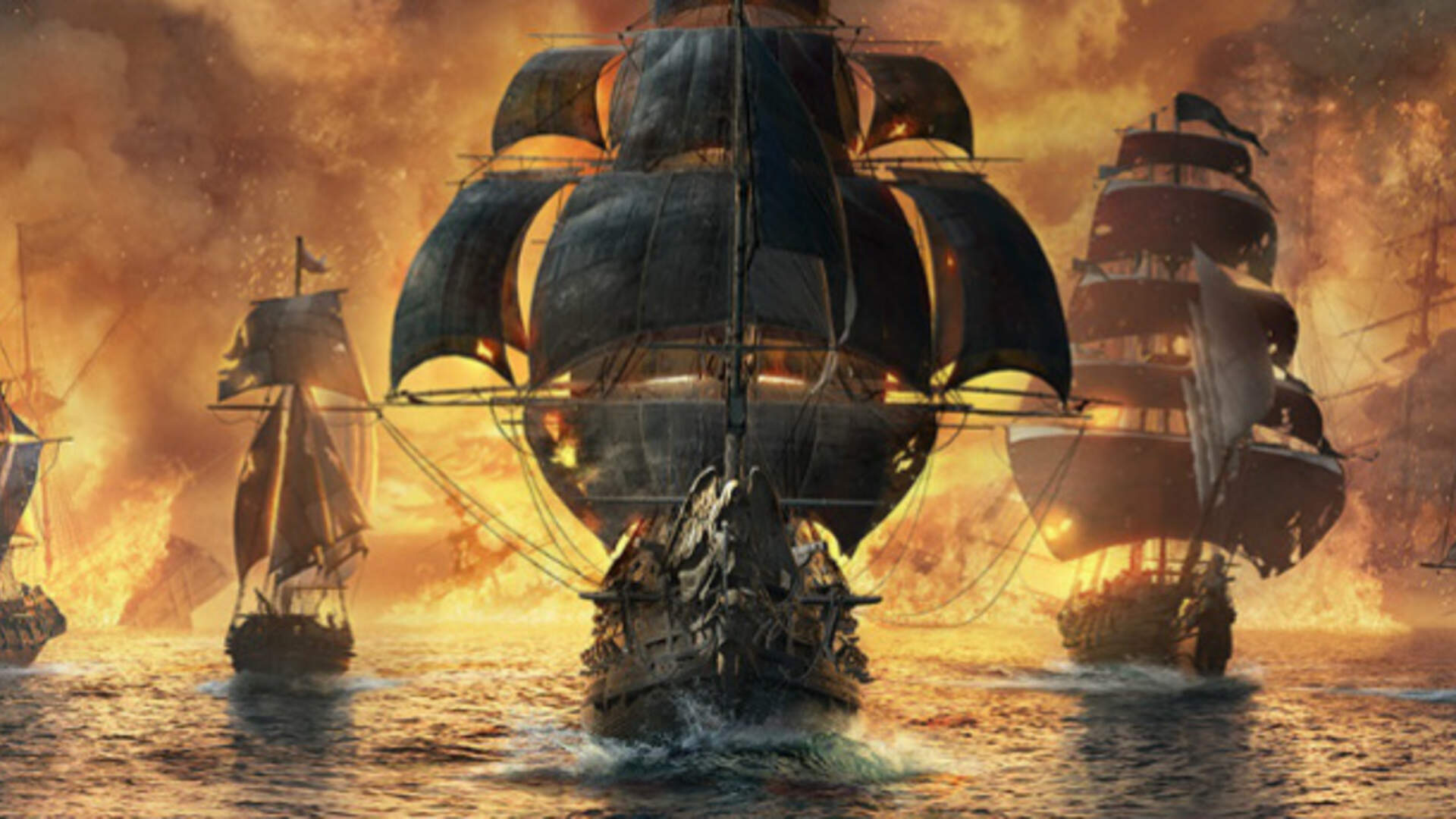 Skull & Bones Isn't The Black Flag Sequel You're Looking For, But It's Competitive Fun