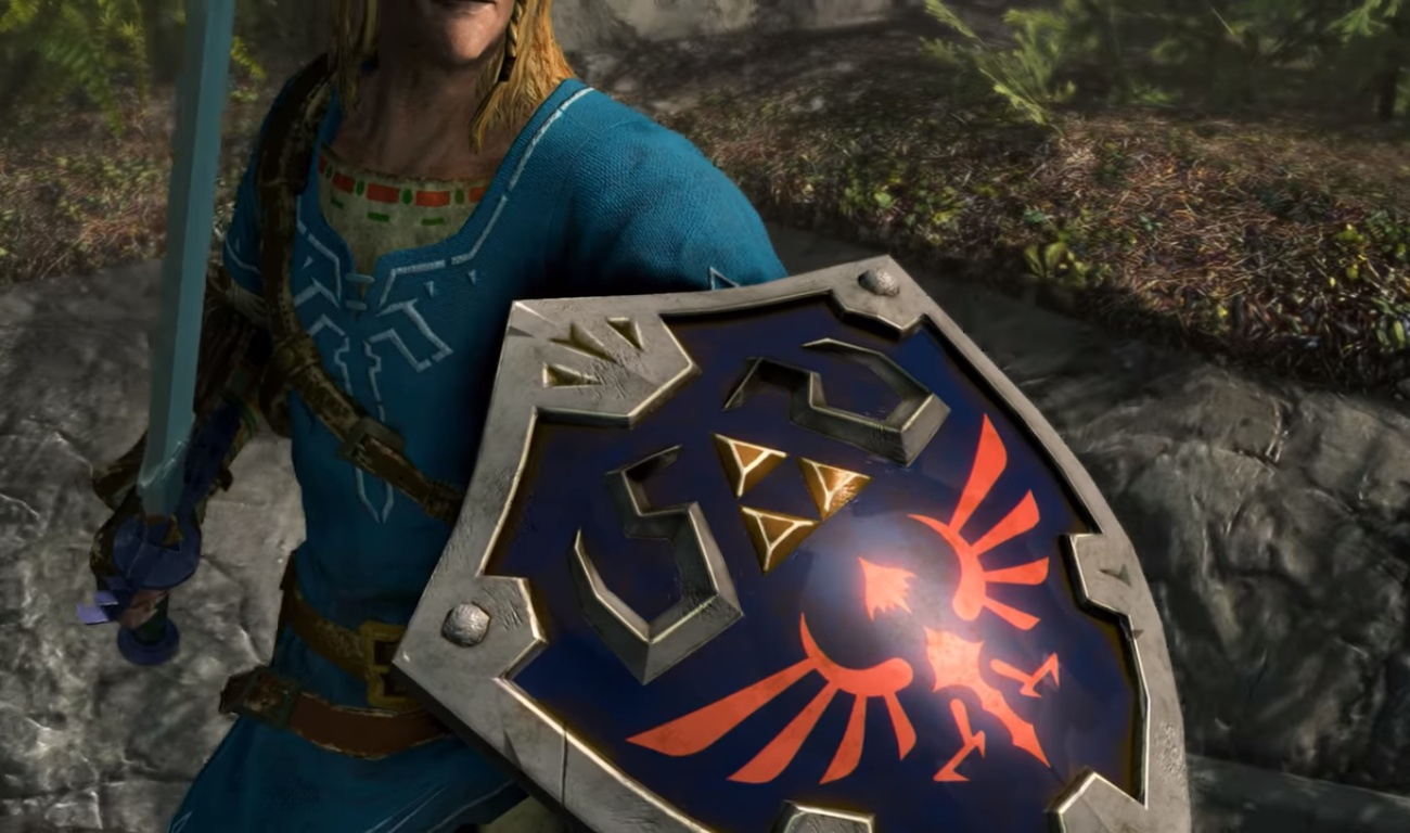 Skyrim Switch Zelda Gear Guide - How to get the Zelda Master Sword