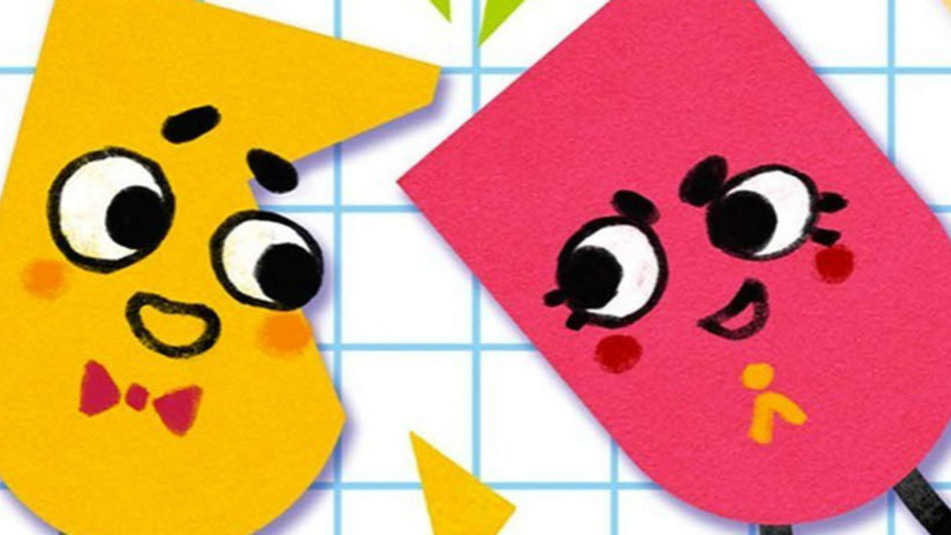 Snipperclips: Cut It Out, Together! Review
