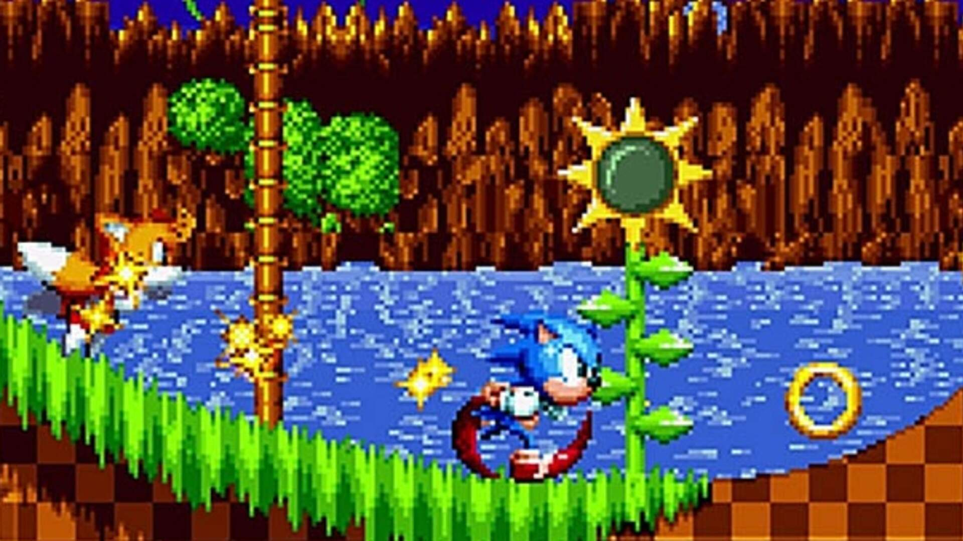 Sonic Mania Fixes That Annoying Home Button Problem On The Nintendo Switch Usgamer
