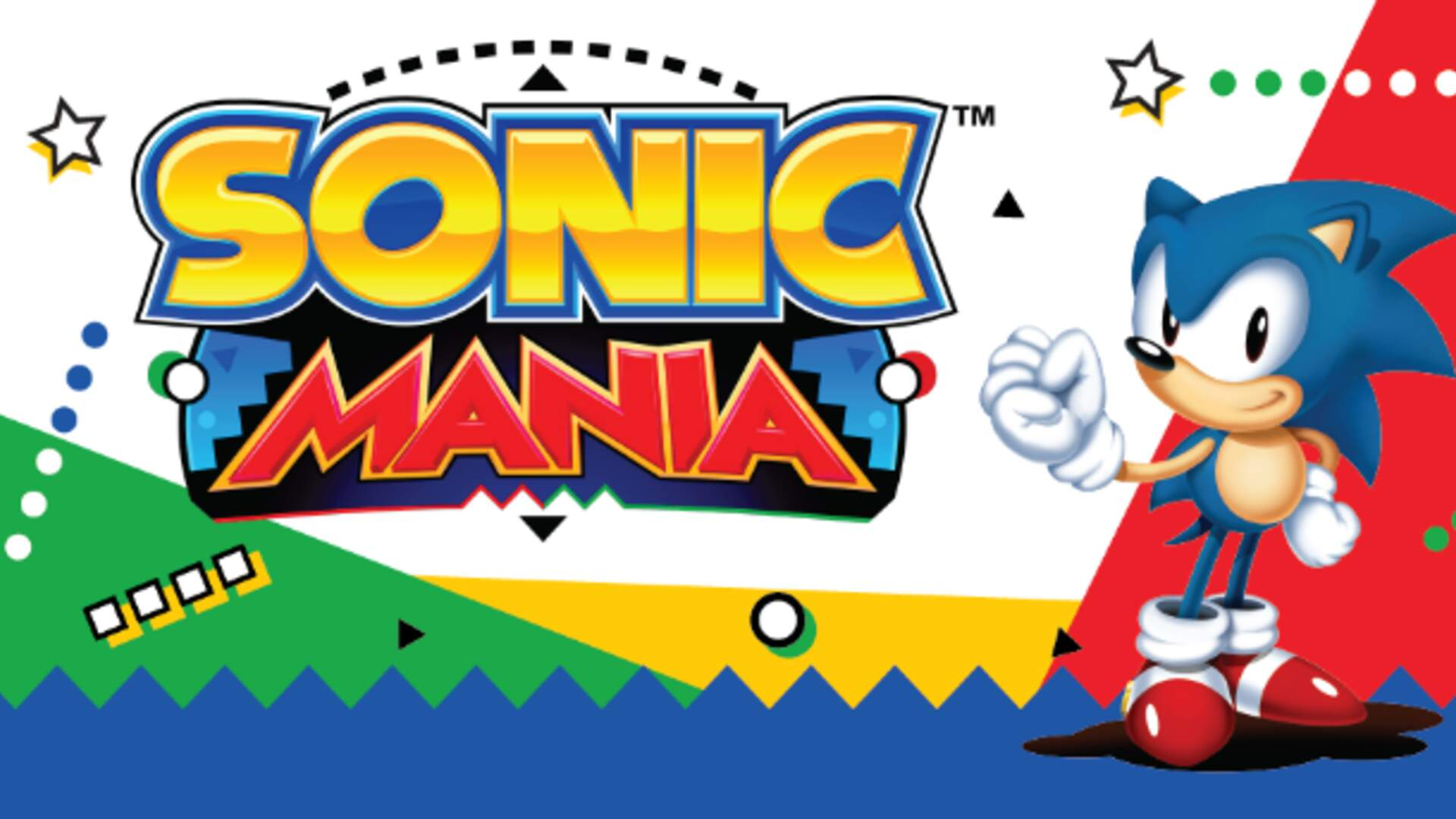Sonic Mania Hands-On Impressions: Blue Streak Speeds By