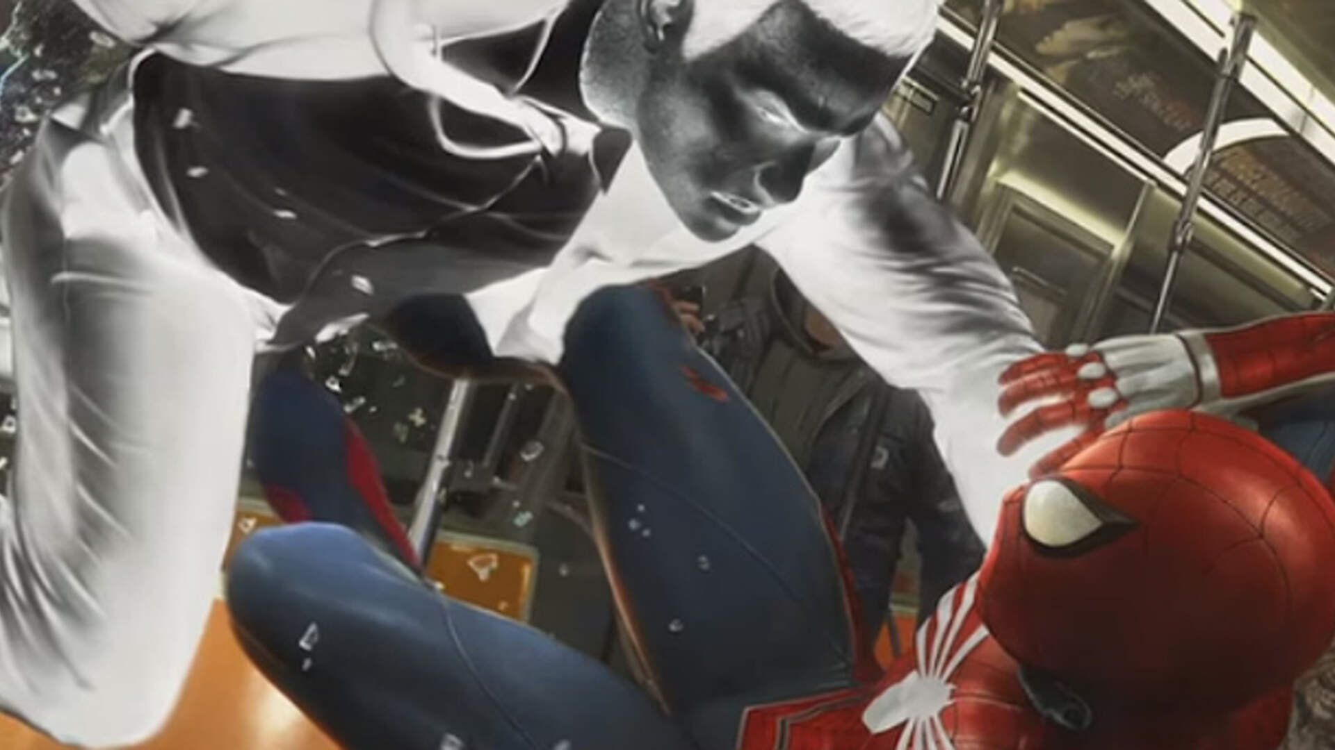 Spider-Man For PS4 Gets Another Look At D23
