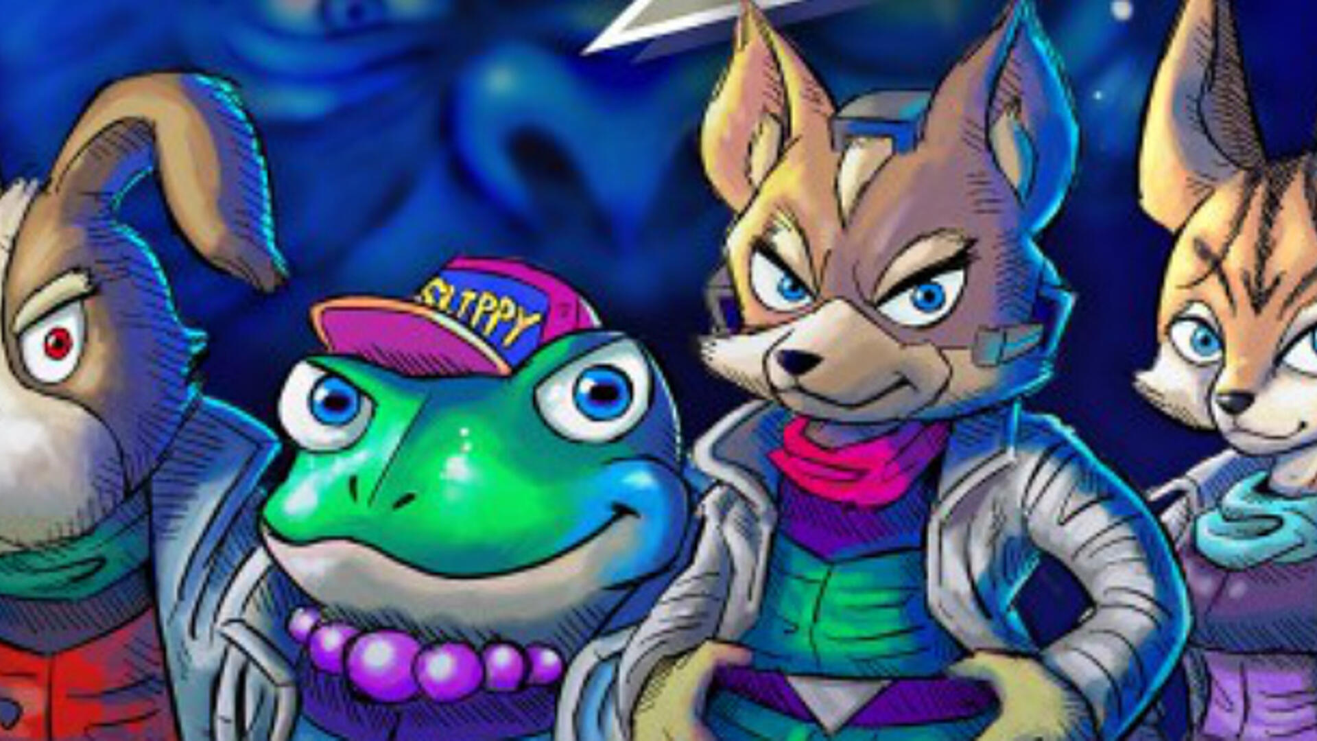 Read the Entire Star Fox Comic Published in Nintendo Power in the '90s Here