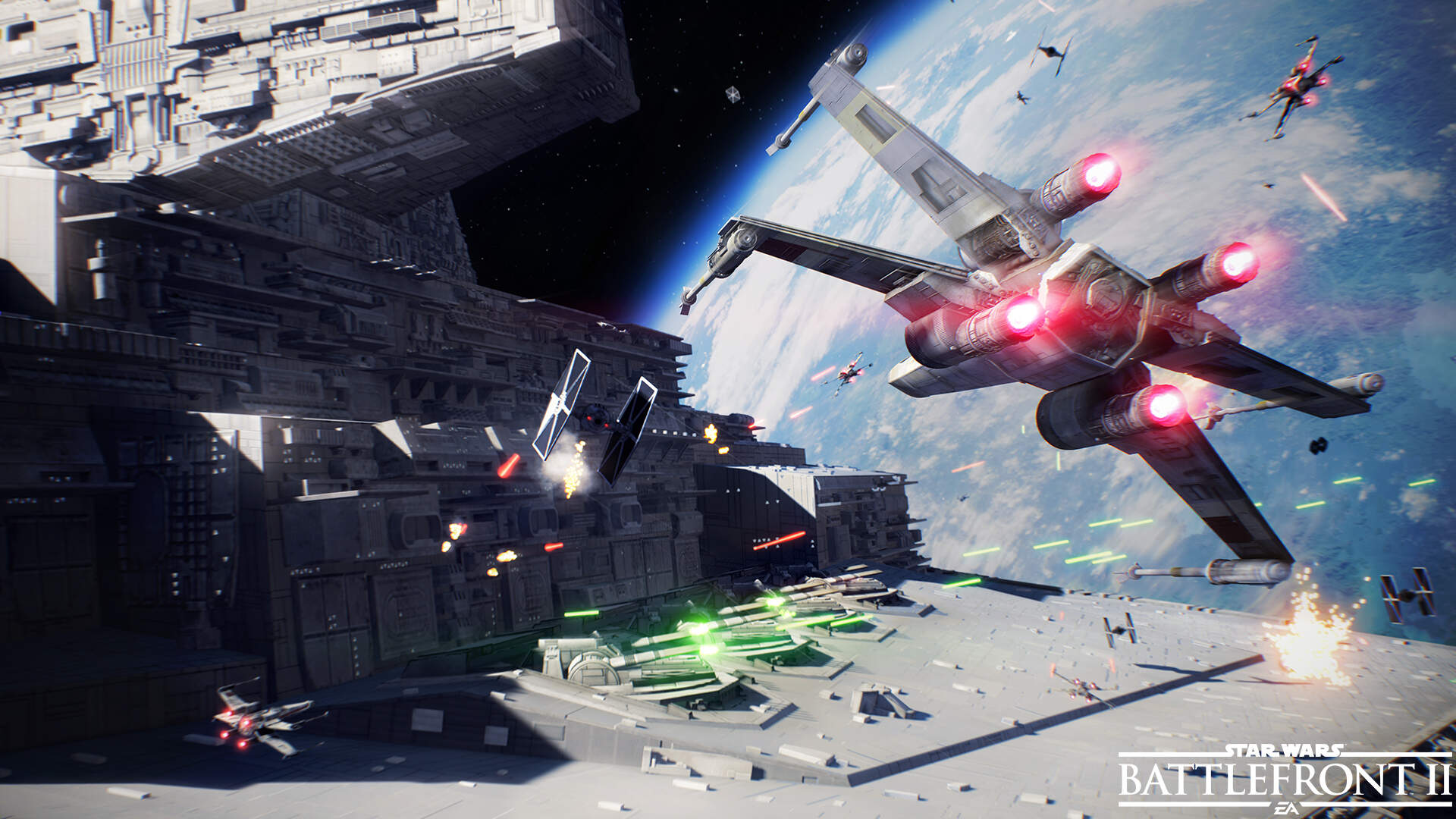 Star Wars Battlefront 2 Starfighter Assault Tips - How to Dominate in ...