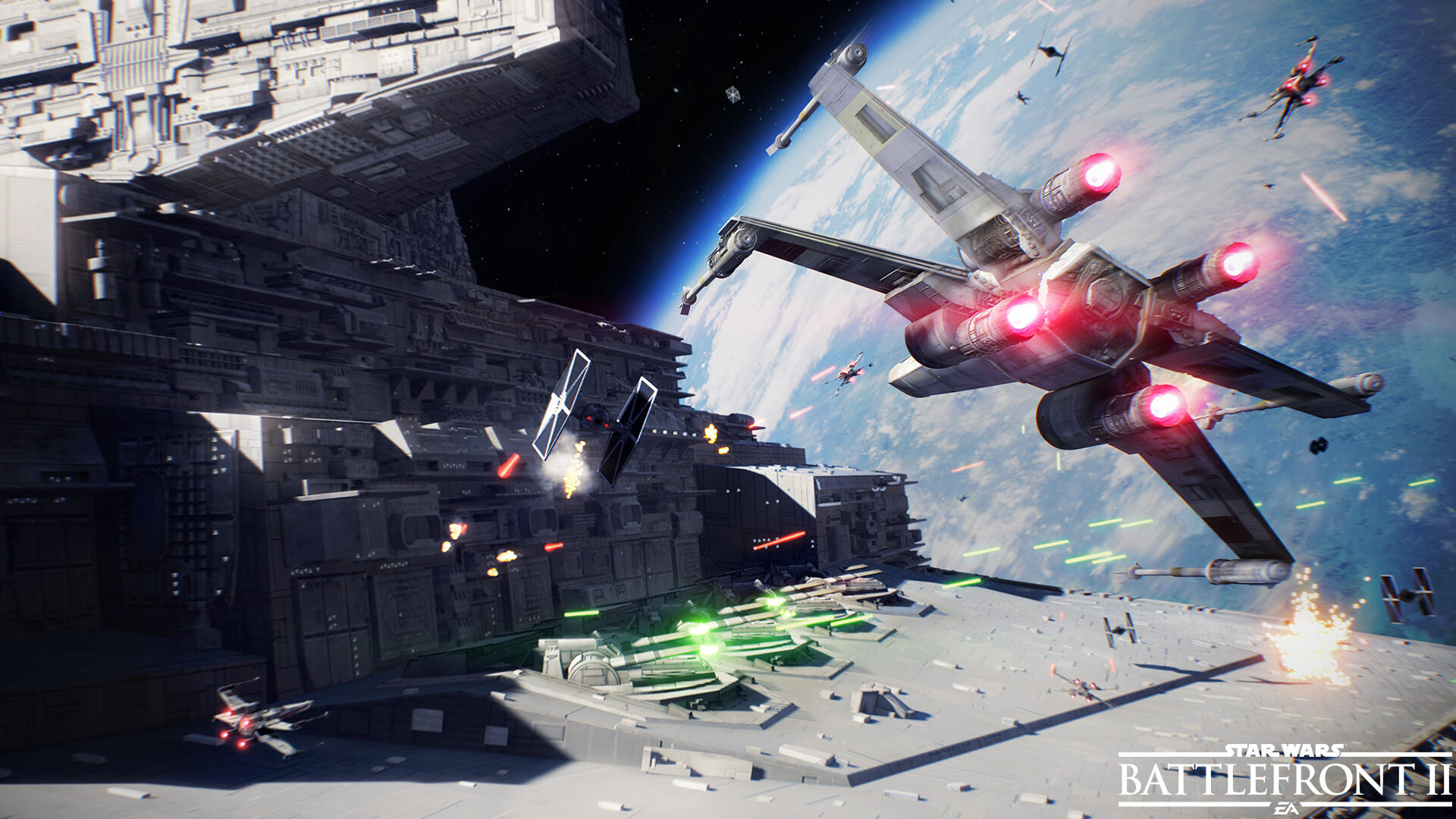 Star Wars Battlefront 2 Starfighter Assault Tips - How to Dominate in Space Battles