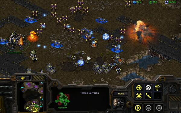 Starcraft Remastered Brings a Classic Into The 4K Era | USgamer