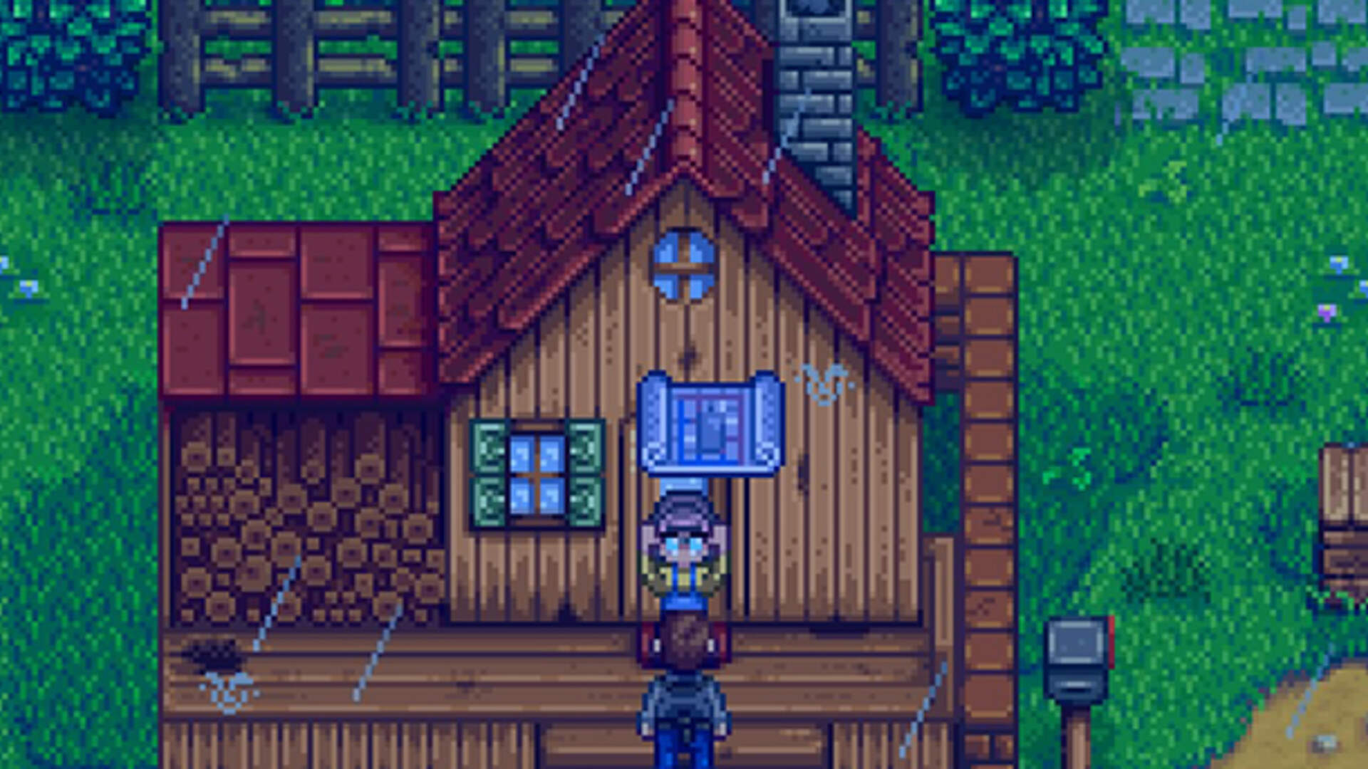 Life on the Farm, Part 2: The Distracted Humdrum of Stardew Valley