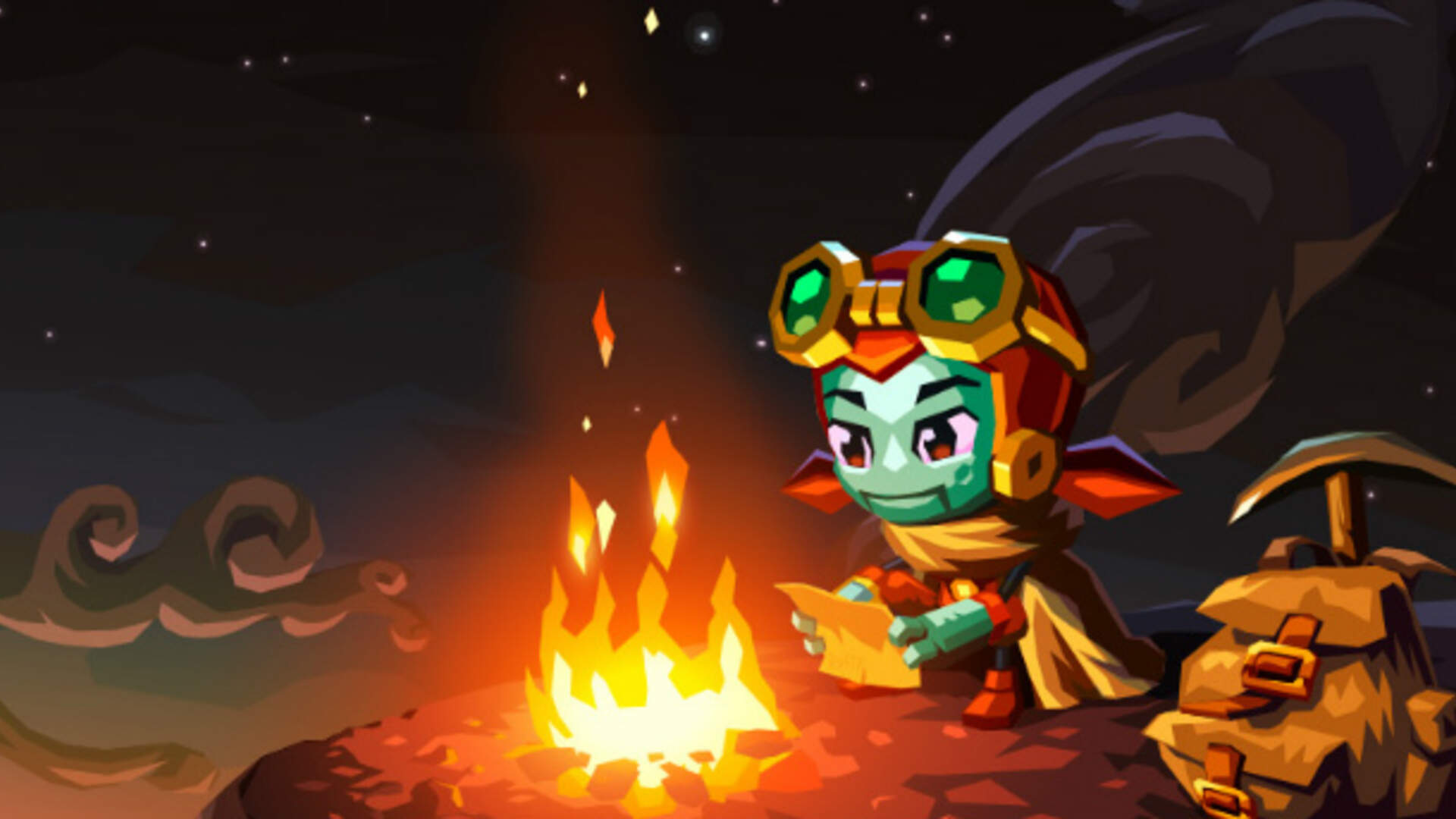 Steamworld Dig 2 For Switch Joined By PS4 and PC Releases