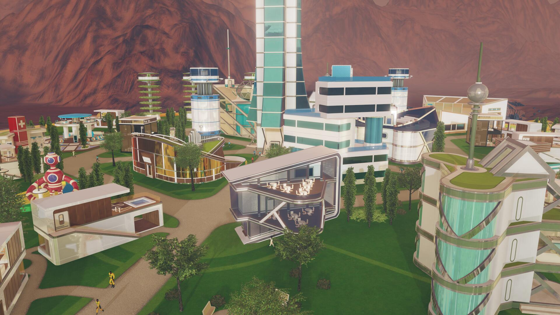 Colonize Mars in Tropico Dev's New Strategy Game, Surviving Mars