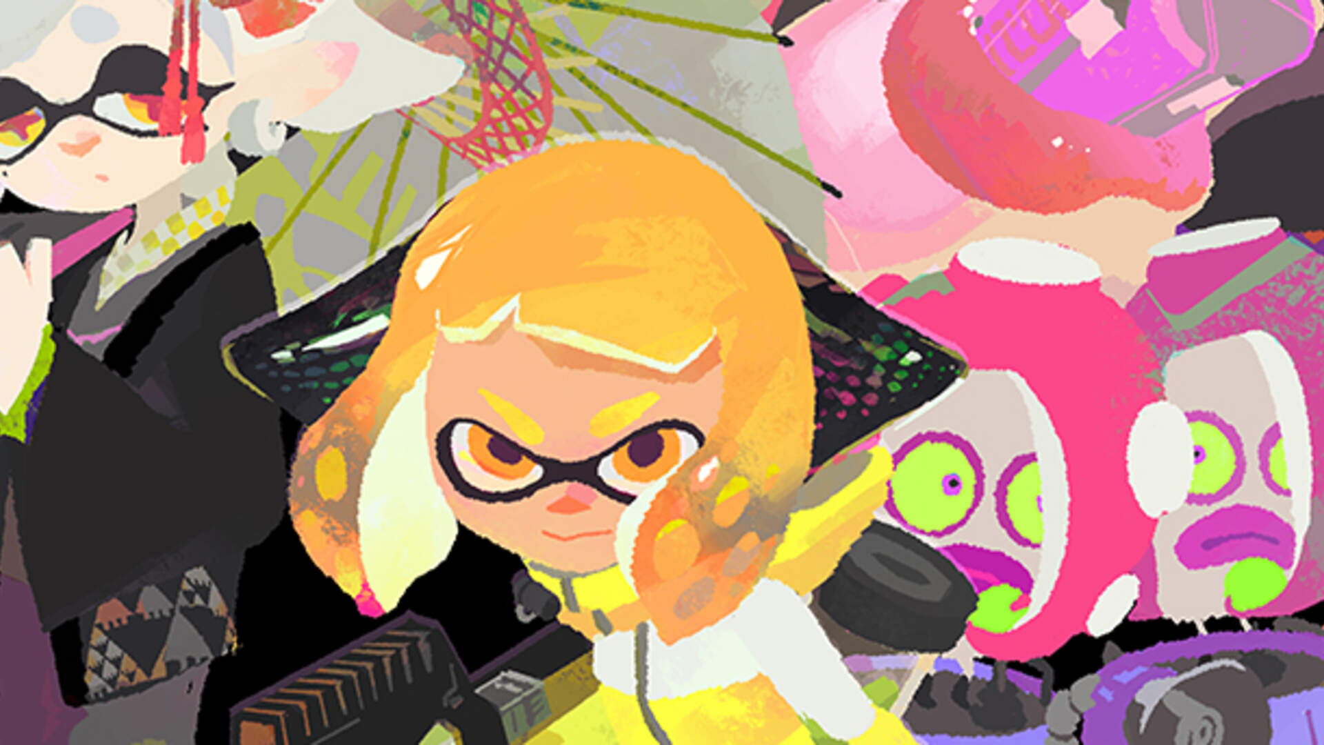 Splatoon 2 Shows off Single-Player Campaign for the First Time