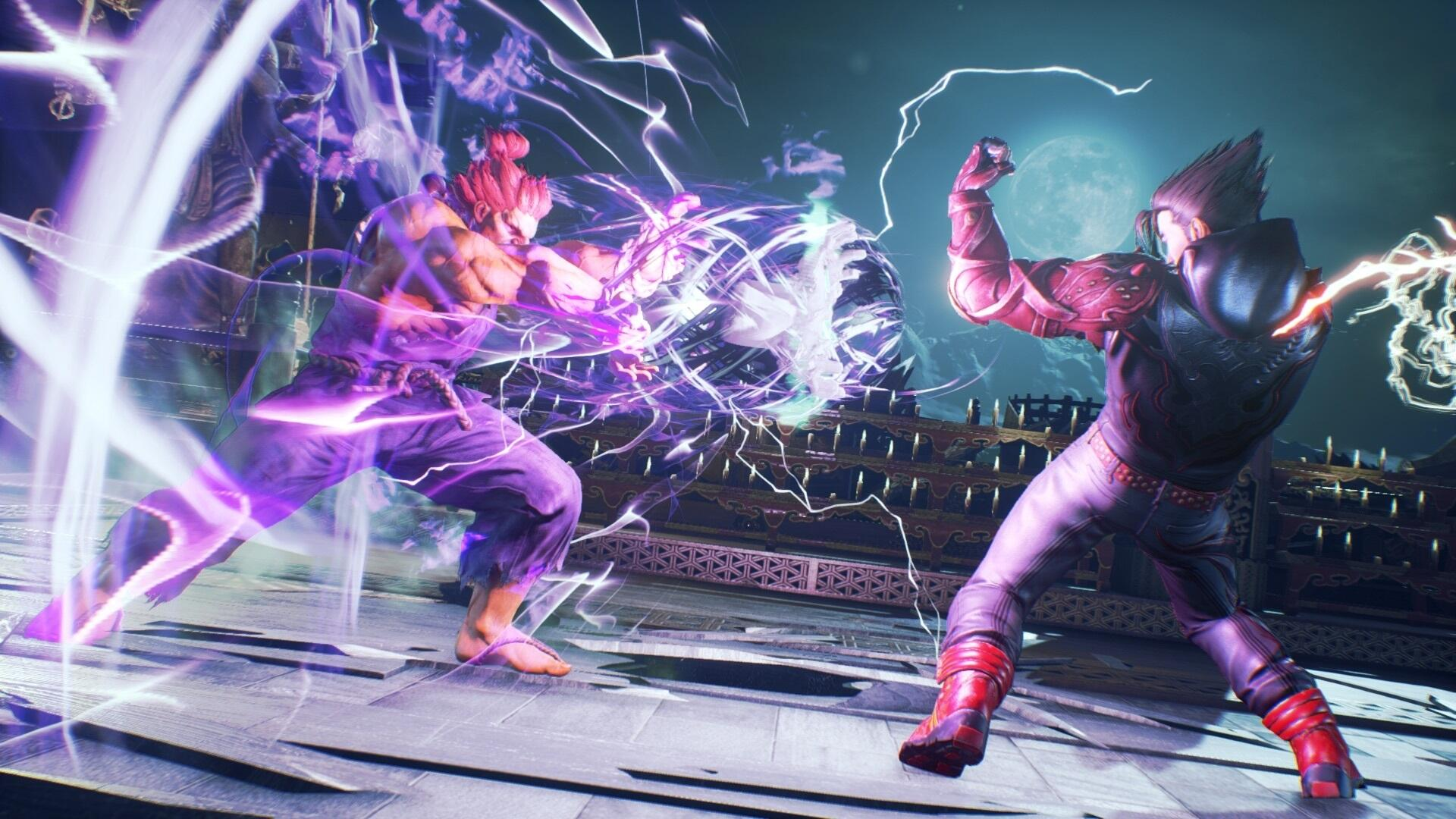 How Tekken 7 Rose To The Top Of Competitive Fighting Games Usgamer