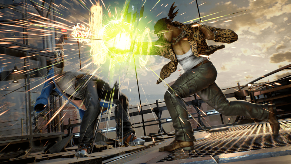 Tekken 7 Review A Tale Of Iron Fists And Limp Storytelling Usgamer