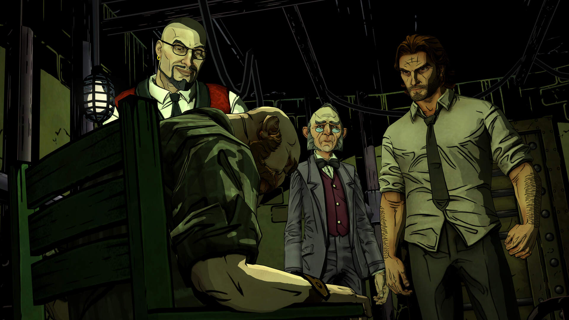 Telltale Games is Coming Back, But It's Not Quite Whole