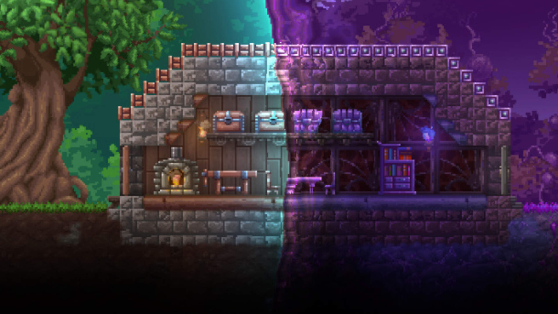 Terraria Creators Trade Developers For Otherworld Spin-Off
