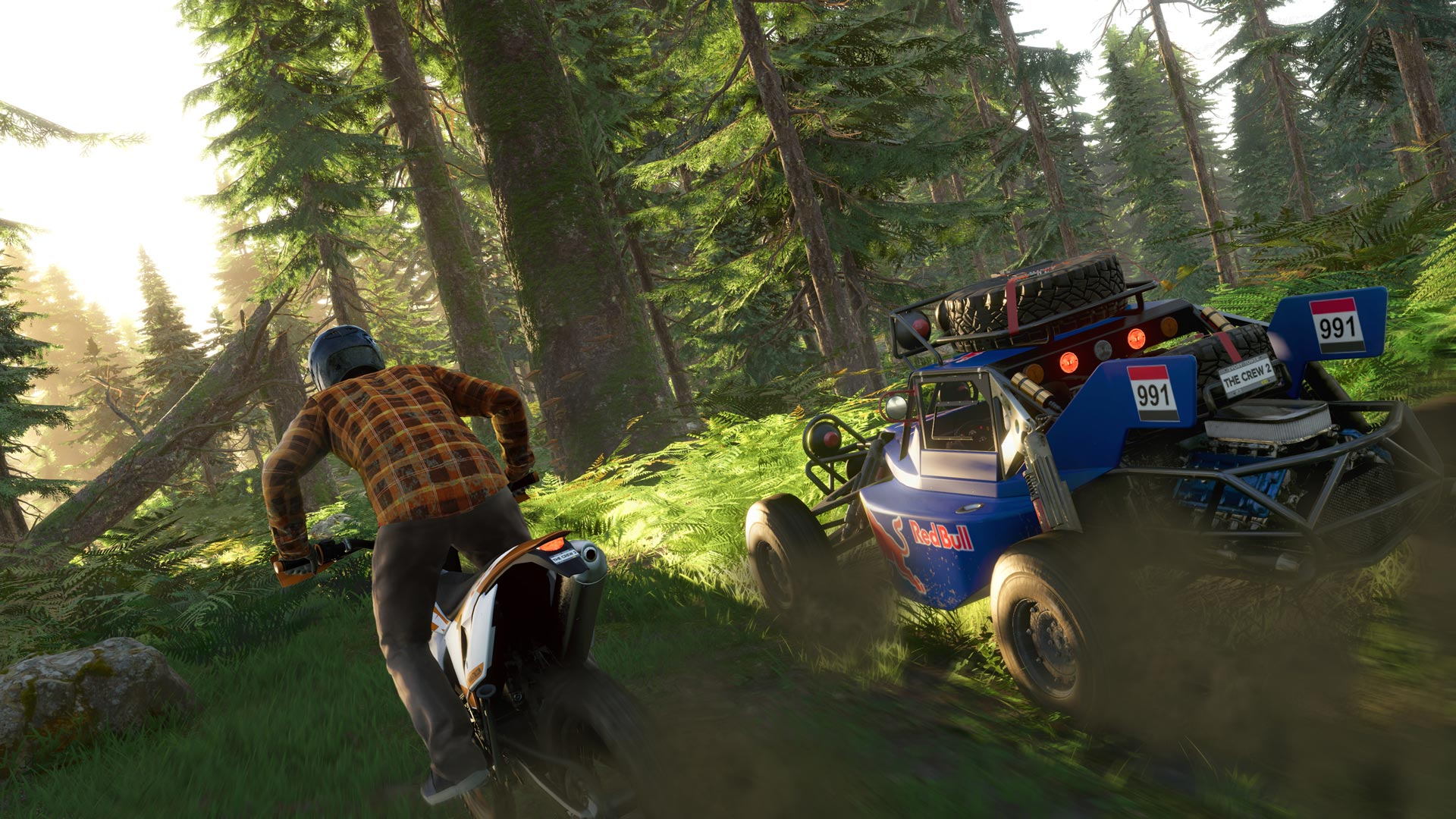 The Crew 2\'s Map Size Is Comparable to the First Game, but You Can ...