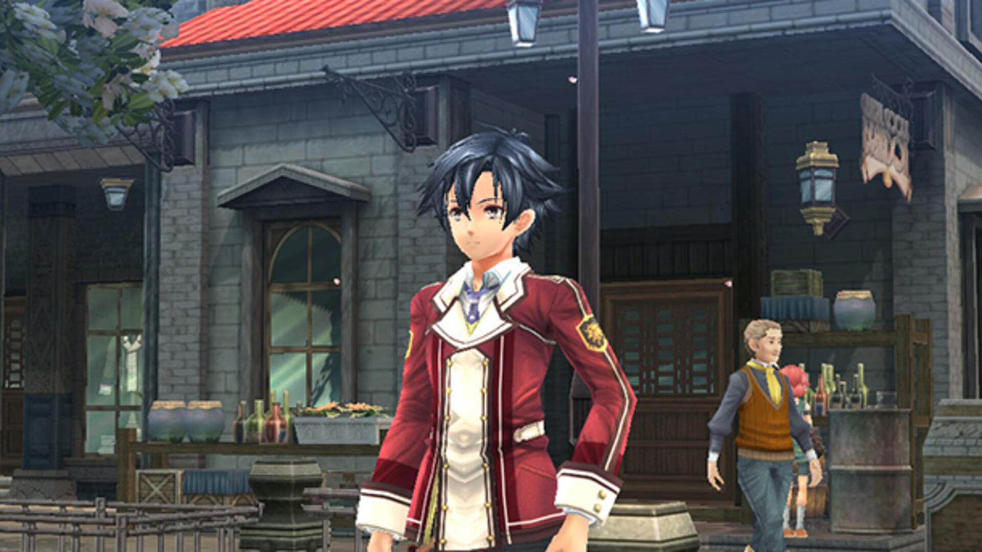 The Legend of Heroes: Trails of Cold Steel, Trails in the
