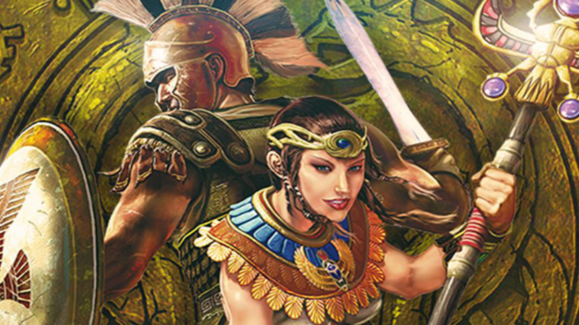 Titan Quest Heads To PS4 and Xbox One in March, Switch in 2018