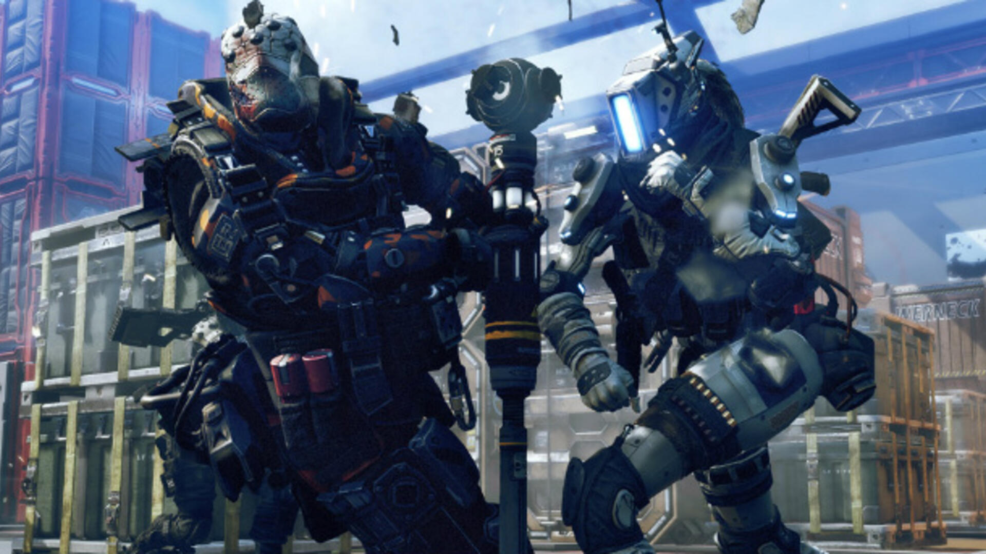 Titanfall 2 Adds New High-Speed, Team-Based Live Fire Mode
