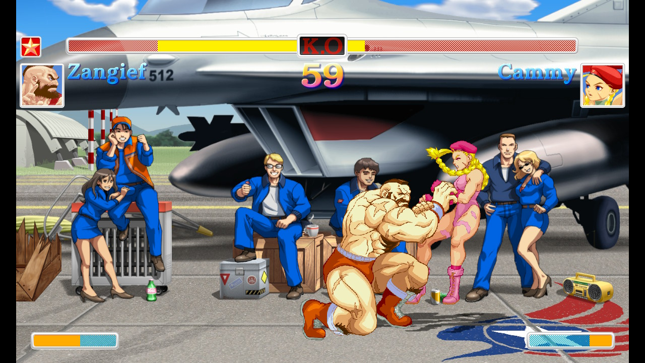 Ultra Street Fighter Ii Review Not The Challenger You Re