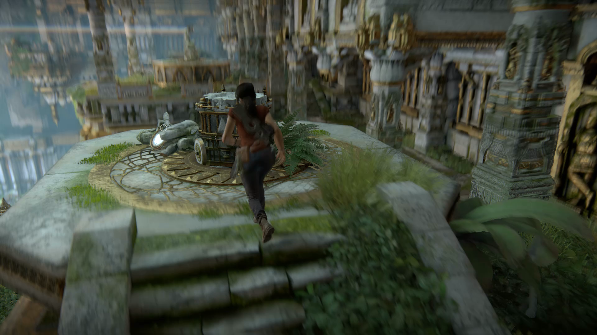 uncharted lost legacy shadow puzzle reset