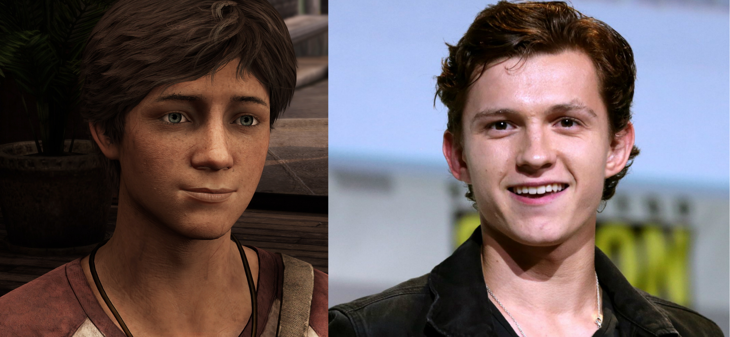 Uncharted Film Focuses On A Young Nathan Drake Played By Tom