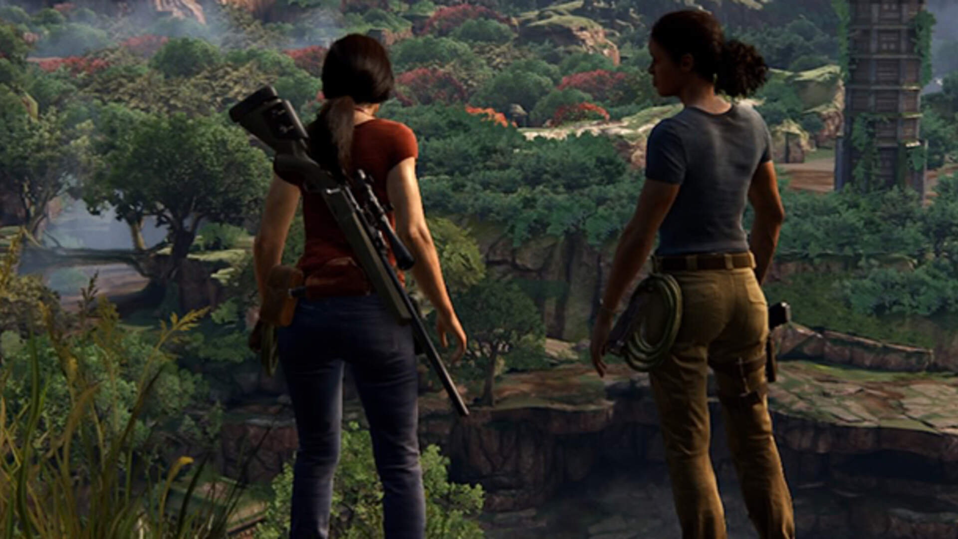 Uncharted Lost Legacy Review Pass The Torch Drake Usgamer