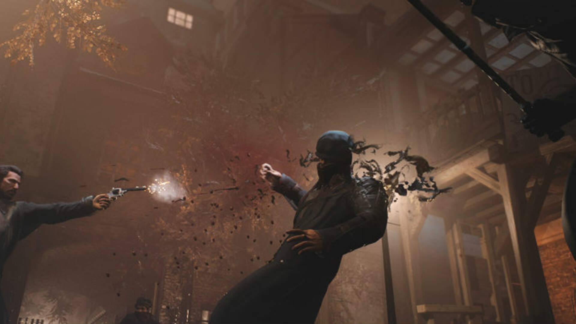 Vampyr Will Suck the Blood Out of Nintendo Switch Too